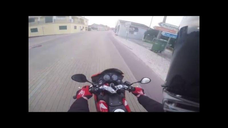 CBR125 Ride to School 1080p60