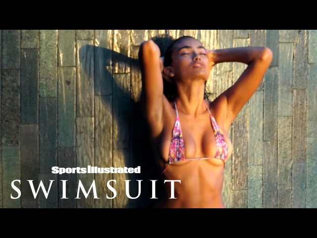 Kelly Gale Gets Wet In This Steamy Sumba Island Shoot | Sports Illustrated Swimsuit