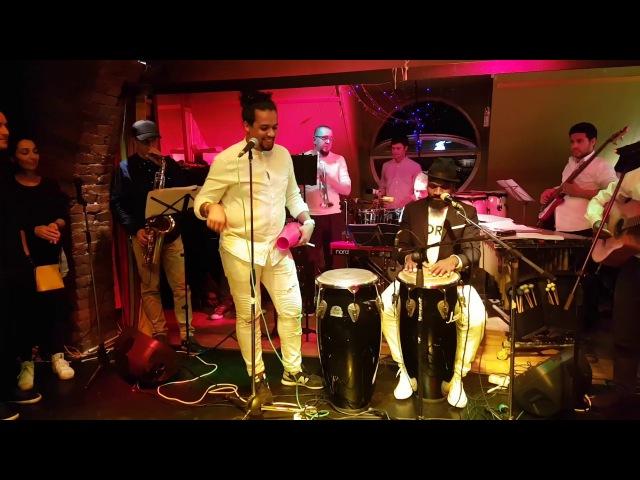 ДР Casa Latina 2017 выступление Changito All Stars