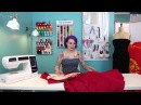 Gertie's Sewing Show, Episode 3: Inside a Vintage Dress
