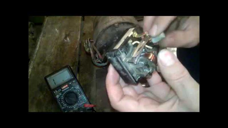 Ремонт реле компрессора с холодильника своими руками