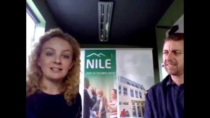 Интервью Полины Кордик с Томом Киддл, директором NILE