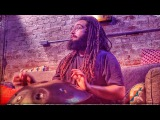 A Performance by Miguel Santamaria Jr part 2 A NYC based Handpan player - with Daniel Waples