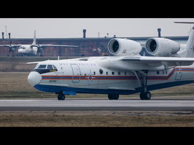 Бе-200ЧС Be-200 CHS RF-31130 IKT