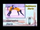 Видео как профессионально кататься на коньках. Урок 5. Быстрый старт