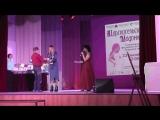 мое награждение за участие в конкурсе  репостов вконтакте на конкурсе Царскосельская Мадонна