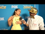 Murtz Jaffer Interviews So You Think You Can Dances Vanessa Hudgens