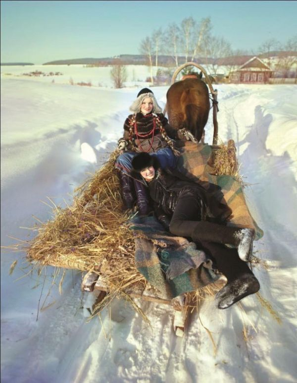 O9bN 7SaKwI - О деревенской жизни в фотографиях Андрея Яковлева