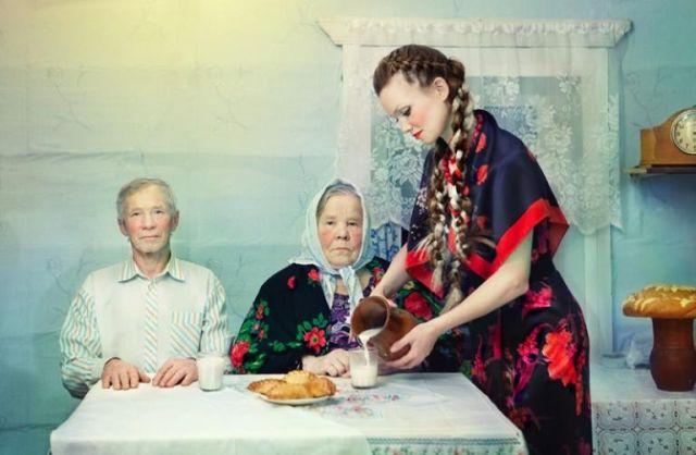 Zh75kWQbUnE - О деревенской жизни в фотографиях Андрея Яковлева