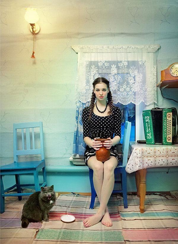 IDg7ntmceaY - О деревенской жизни в фотографиях Андрея Яковлева