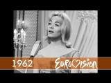 1962 Isabelle Aubret - Un premier amour (Франция) (Eurovision - Евровидение 7)
