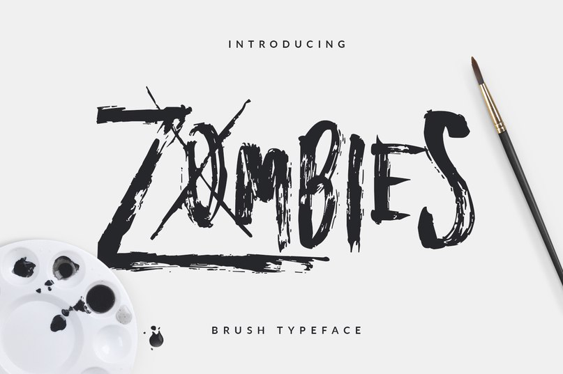 Download Zombies font (typeface)