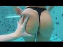 Gayana Bagdasaryan Swimming Pool [ супер попка в бассейне секс не порно молодая юная модель упругая жопа как орех попа киска ]