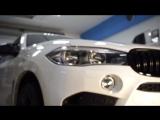 Полная Оклейка BMW X6m в Llumar PPF GLOSS