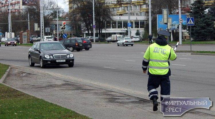 ГАИ в предстоящие выходные усилит контроль на дорогах Беларуси