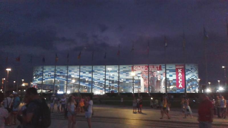 Обзор Олимпиский парк Сочи