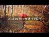 Paul VERLAINE - CHANSON D'AUTOMNE par Georges Brassens