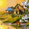 Жизнь сельского поселения  Белая Русь  В деревню
