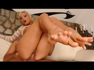 Szilvia Lauren [HD 720, All Sex, Blonde, Feet, Big Ass, Footjob, Fetish, Small Tits, Cumshot]