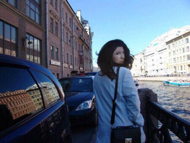 Amelia Rossi   Санкт-Петербург