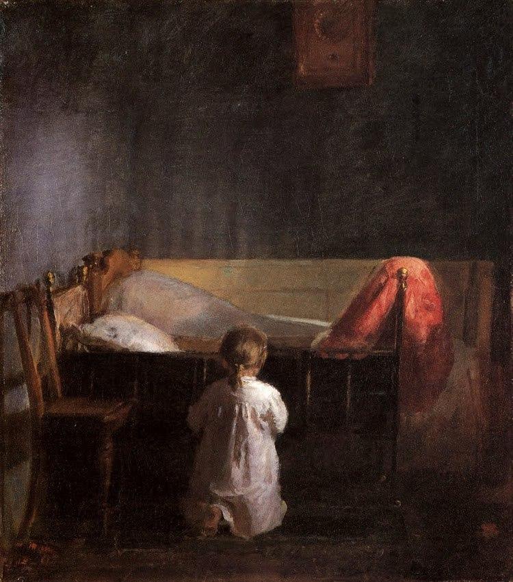 Сон Богородицы на защиту детей  JKFKoRarElU