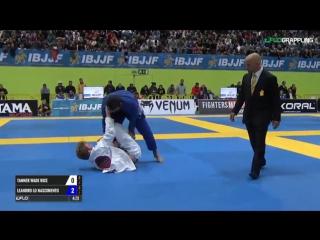 Leandro Lo vs Tanner Rice