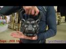 Гиря ЛЕВ 16 кг и 24 кг Отличный подарок для мужчины