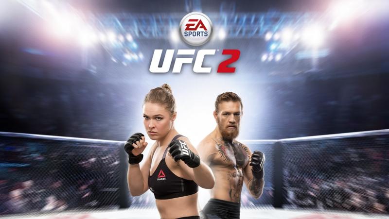 Смертельная битва в UFC 2