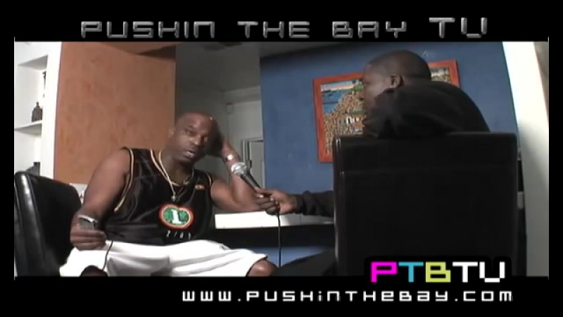 Mopreme Shakur - PTBTV Interview Pt. 1 (FEELS GOOD tupac shakur THUG LIFE the bay