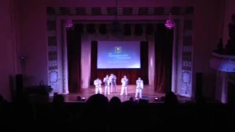 Модус на праздничном концерте в БГПУ