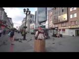 Баба яга в Москве