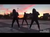Танец под песню Мало половин-Ольга Бузова