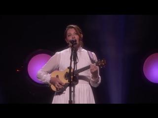 Глухая певица Mandy Harvey исполнила собственную песню на шоу талантов