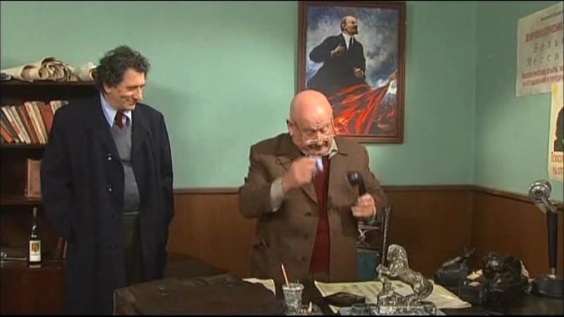Вольф Мессинг: видевший сквозь время (2009) 15 серия