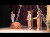 Бригантина презентовала спектакль Маленький принц (Перемена)