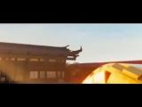 Полная версия боя сэнсэя Ву и курицы | Лего Ниндзяго Фильм-Lego Ninjago Movie