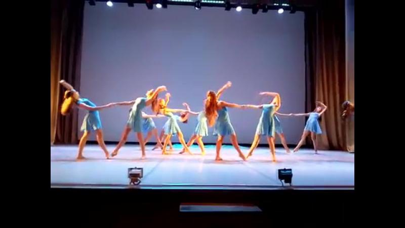 Колектив Арабеск танець Човен Київ 2017р Фестиваль Фуете