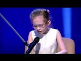 Виктория Старикова 8 лет. Минута славы.