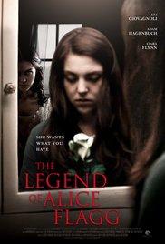 Медовый месяц в Аду / The Legend of Alice Flagg (2016)