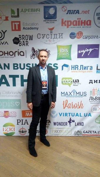 А пока наши коллеги учатся в Киеве, Николай Сапсан с Игорем Папушей за