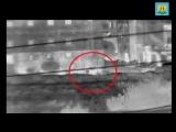 Работа снайперов российских сил специальных операций в Сирии