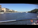 Прогулка по Москве-реке. Релакс видео