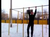Александр Пистолетов делает выход на две легко