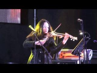 Мукачево. Фестиваль Червене вино. Щедрик (Metallica) - violin cover Наталія Горщар