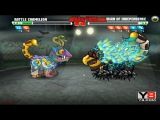 Final Boss Mutant Fighting Cup 2 (North America 20) Rattle Chameleon VS Guardian of Independence