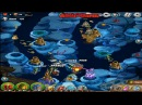 The King of Towers - Deep Sea (hard 5) Victory. Dark Blue Bomb Hard Mode (Part 151)