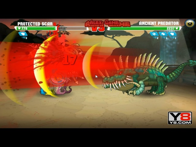 Mutant Fighting Cup 2 CHALLENGES 14 Walkthrough Gameplay (Dog Part 134)