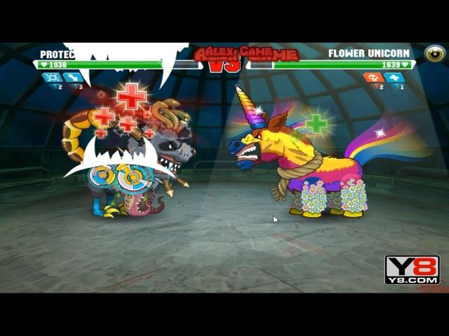 Mutant Fighting Cup 2 CHALLENGES 12 Walkthrough Gameplay (Dog Part 132)