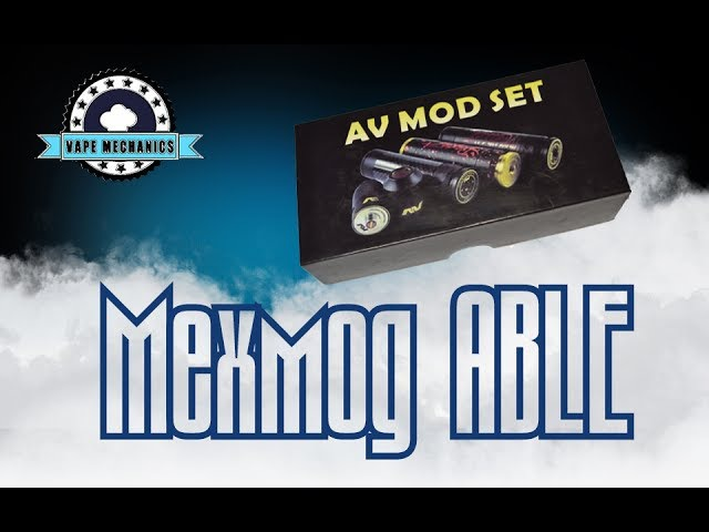 Механический мод Able | Сравнение с WISMEC Reuleaux RX2/3