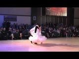 Victor Fung & Anastasia - Windy City Open 2016
